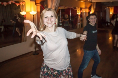 Хастл: научиться танцевать — легко