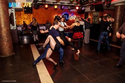 Парные клубные танцы в Минске
