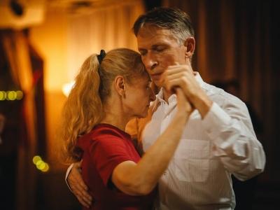 Аргентинское танго - Открытый урок 7 октября